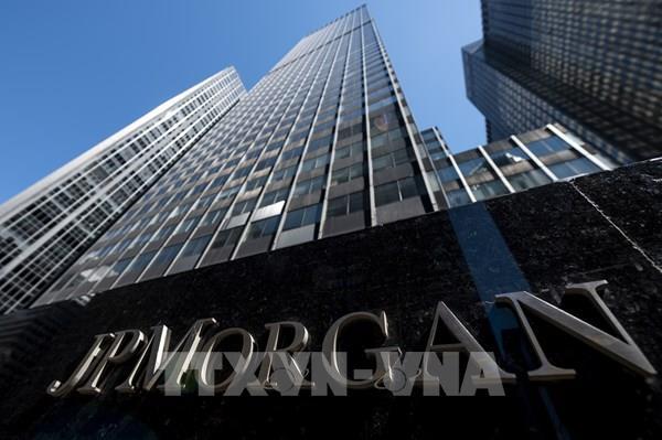 """""""Đại gia"""" ngân hàng Mỹ công bố số liệu kinh doanh khả quan"""