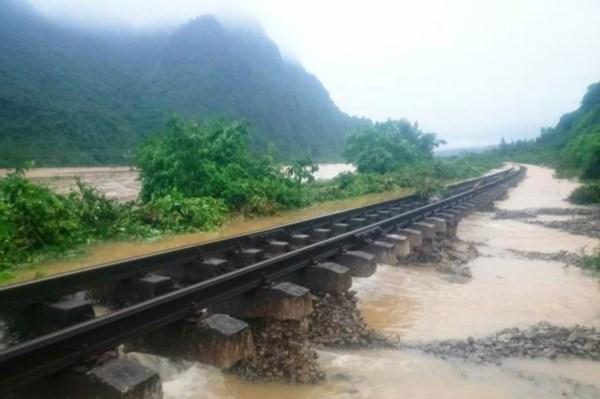 Đã thông toàn bộ tuyến đường sắt Bắc - Nam