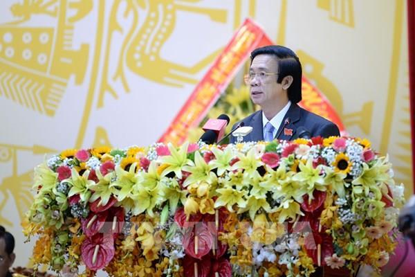 Đồng chí Nguyễn Văn Danh tái cử Bí thư Tỉnh ủy Tiền Giang