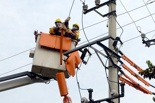 Điện lực miền Bắc đạt nhiều chỉ tiêu về chăm sóc khách hàng