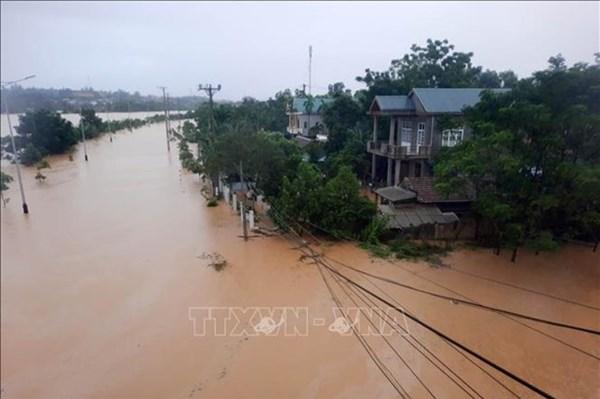 Ngành giao thông tập trung ứng phó bão số 7 và áp thấp nhiệt đới