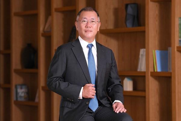 Tập đoàn ô tô Hyundai có Chủ tịch mới