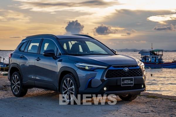 Toyota Việt Nam có doanh số bán hàng cao nhất từ đầu năm đến nay