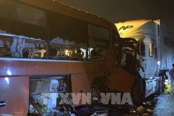 Vụ tai nạn tại đường dẫn Nam hầm Hải Vân: Cập nhật mới nhất sức khỏe các nạn nhân
