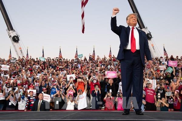 Bầu cử Mỹ 2020: Nỗ lực cuối cùng của Tổng thống Donald Trump