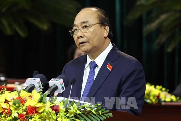 Thủ tướng Nguyễn Xuân Phúc: Xây dựng TPHCM thành đại đô thị thông minh, đẳng cấp quốc tế