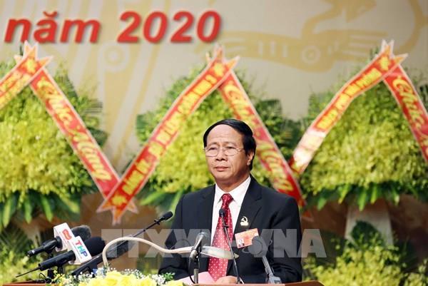 Đồng chí Lê Văn Thành tái đắc cử chức Bí thư Thành ủy Hải Phòng, nhiệm kỳ 2020 - 2025.