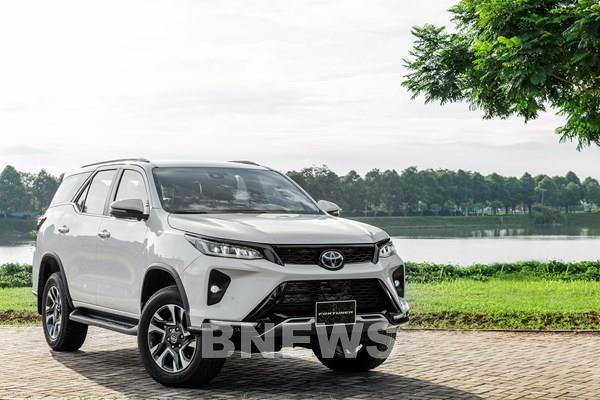 Bảng giá xe ô tô Toyota tháng 10/2020