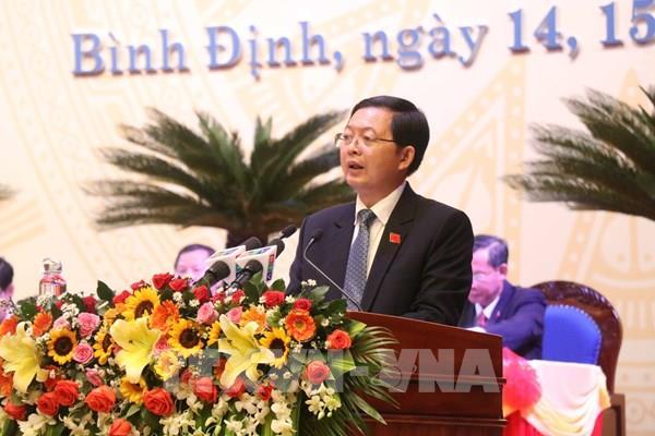 Tân Bí thư Tỉnh ủy Bình Định: Nhanh chóng đưa Nghị quyết Đảng bộ vào cuộc sống