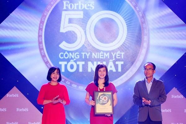 Bảo Việt được vinh danh Top 50 công ty niêm yết tốt nhất năm 2020