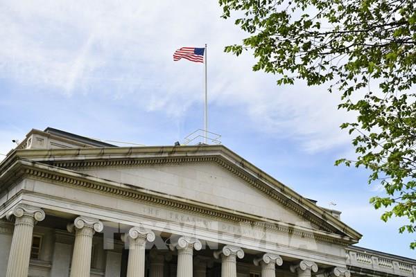 Thâm hụt ngân sách nước Mỹ cán mức kỷ lục 3,1 nghìn tỷ USD