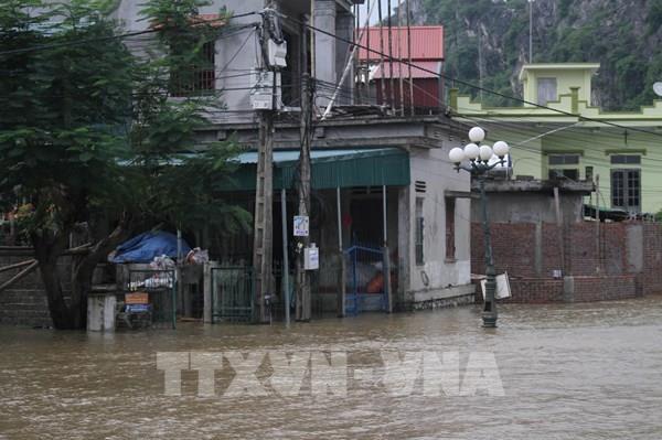 Dự báo thời tiết hôm nay 17/10: Trung Bộ, Tây Nguyên có mưa to đến rất to