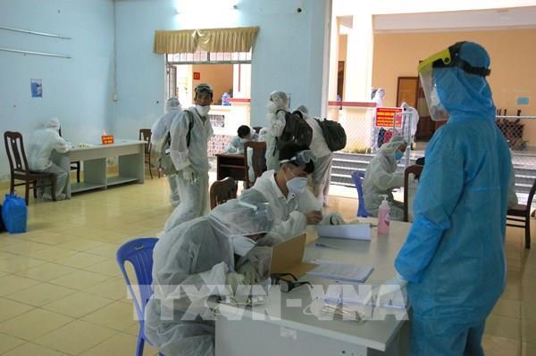 Dịch COVID-19: Còn hơn 13.900 người đang được cách ly theo dõi sức khỏe