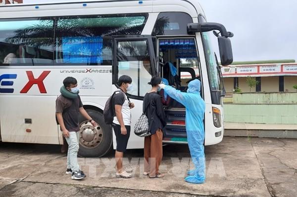 Thực hiện cách ly miễn phí 14 ngày đối với lưu học sinh Lào học tại Nha Trang