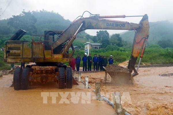 Thừa Thiên – Huế: Tìm thấy thi thể nữ nạn nhân mất tích do mưa lũ