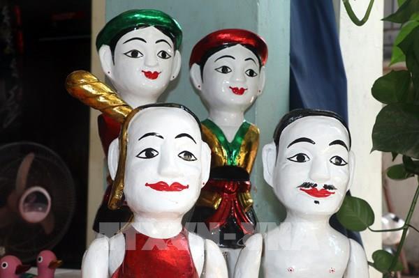 Nam Định bảo tồn và phát triển nghệ thuật múa rối nước truyền thống