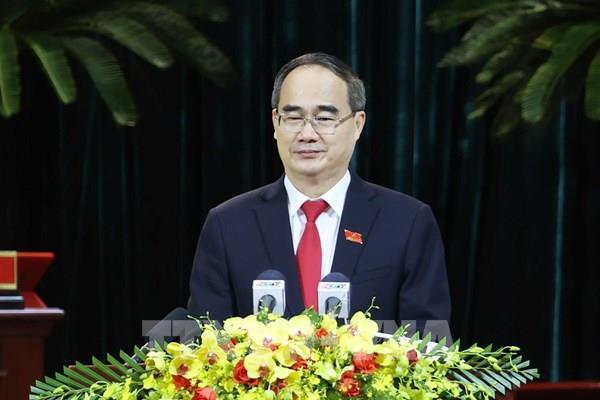 Bộ Chính trị phân công đồng chí Nguyễn Thiện Nhân tiếp tục theo dõi, chỉ đạo Đảng bộ TPHCM