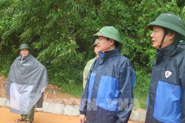 Quảng Trị: Khu vực xung yếu Hướng Hóa và Đakrông cần di dời dân