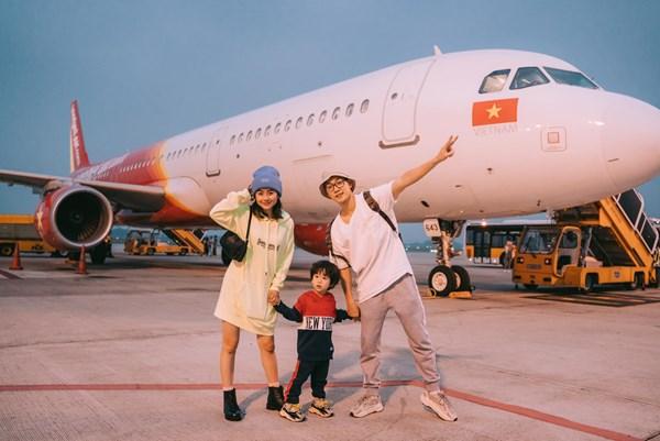 Vietjet Air khuyến mại 2 triệu vé chào mừng ngày phụ nữ Việt Nam 20/10