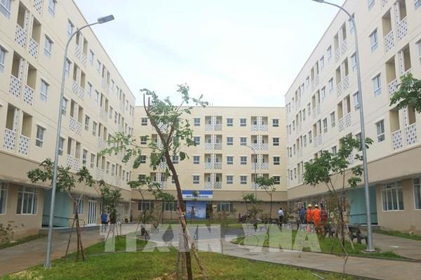 Đà Nẵng khánh thành công trình Nhà ở cho công nhân KCN Hòa Cầm
