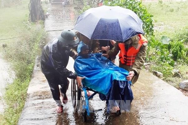 Lũ chồng lũ, hơn 34.000 nhà dân Quảng Bình ngập lụt