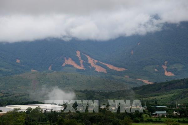 Đã tìm được 14 thi thể vụ sạt lở đất ở Hướng Hóa - Quảng Trị