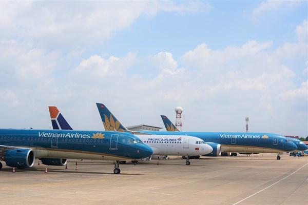 Ứng phó bão số 9 (Molave): Các hãng hàng không điều chỉnh khai thác đến ngày 28/10