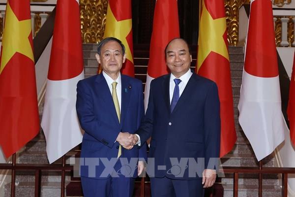 Thủ tướng Nhật Bản đánh giá cao thành công của chuyến công du tới Việt Nam và Indonesia
