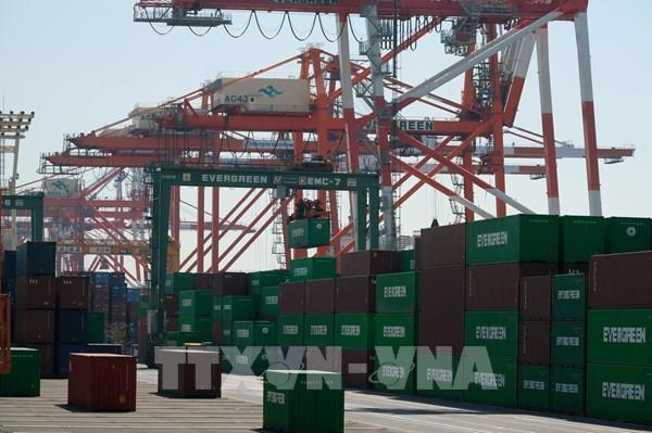 Nhật Bản ghi nhận thặng dư thương mại tháng thứ 3 liên tiếp