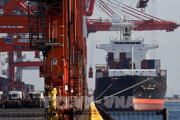Kinh tế Nhật Bản ghi nhận các tín hiệu tích cực