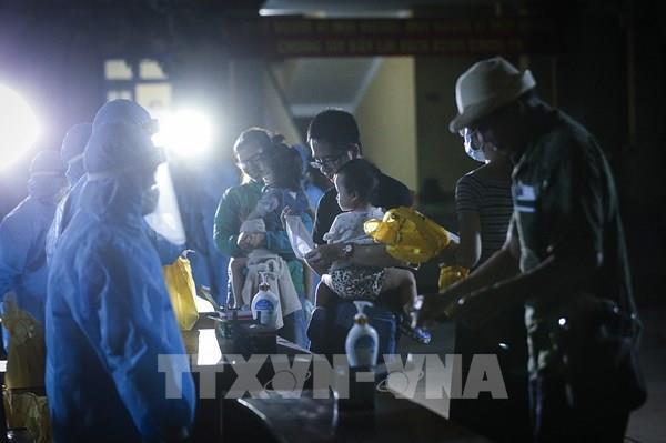 Việt Nam ghi nhận 6 ca mắc mới nhập cảnh, thêm 15 người khỏi bệnh