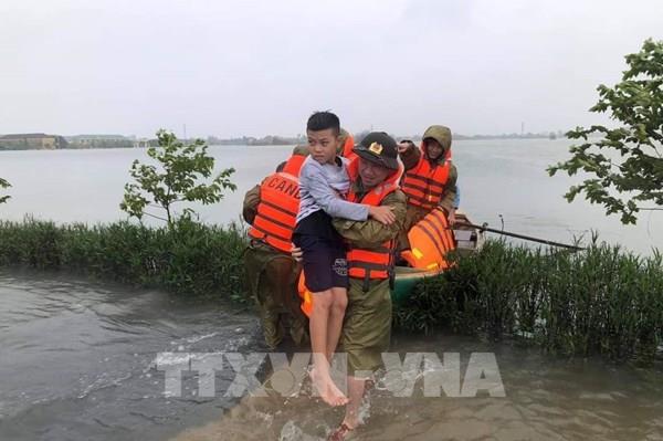 Thủ tướng quyết định xuất cấp 5.000 tấn gạo hỗ trợ nhân dân miền Trung
