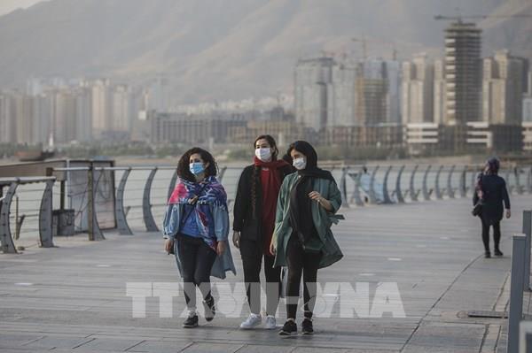 Số ca tử vong do COVID-19 trong ngày tại Iran cao chưa từng thấy