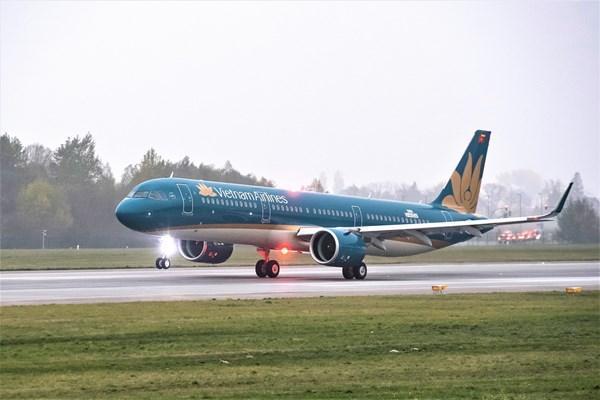 Vietnam Airlines khôi phục 4 đường bay nội địa trong tháng 10