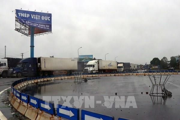 Cơ bản thông tuyến quốc lộ 1A qua tỉnh Quảng Bình