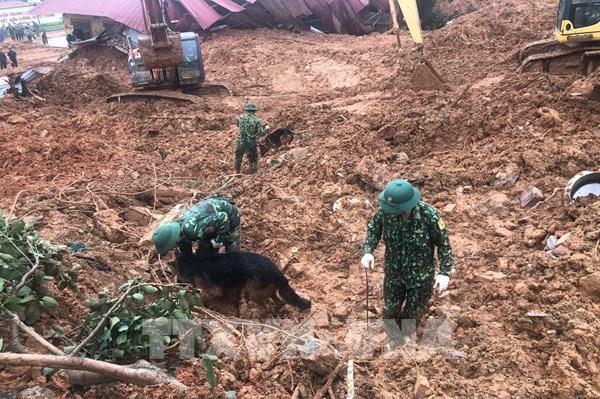 Lũ quét, sạt lở đất ở Việt Nam và cách giảm thiểu rủi ro