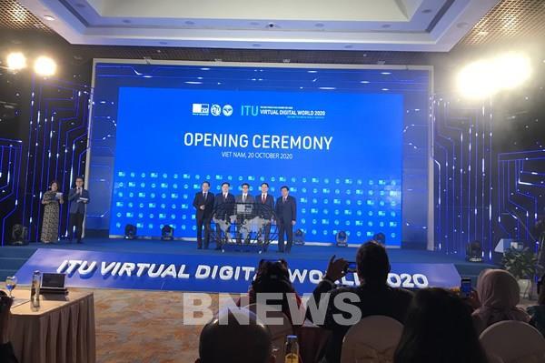 Khai mạc Hội nghị và Triển lãm trực tuyến Thế giới số 2020
