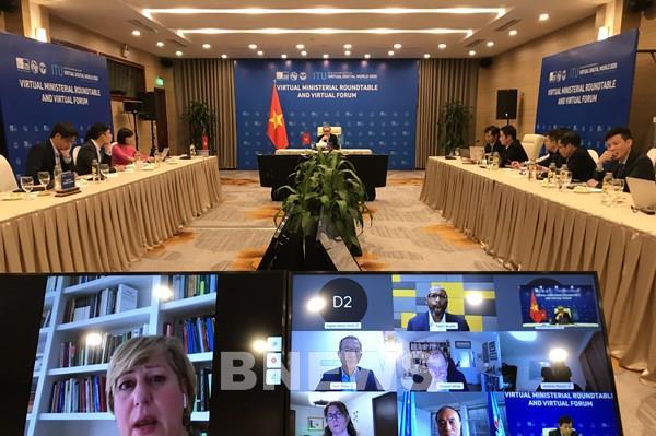 ITU Digital World 2020: Vai trò của công nghệ số trong và sau đại dịch COVID-19