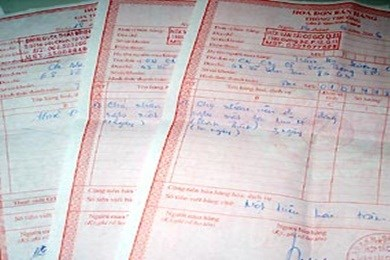 Quy định mới về hóa đơn, chứng từ