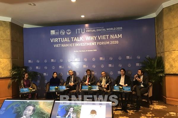 ITU Digital World 2020: Hiện là thời điểm vàng để đầu tư vào Việt Nam