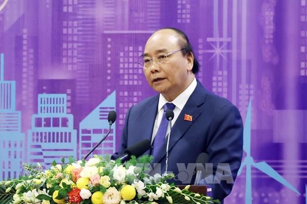 Thủ tướng: Phát triển đô thị thông minh là hướng đi đột phá để nâng cạnh tranh quốc gia