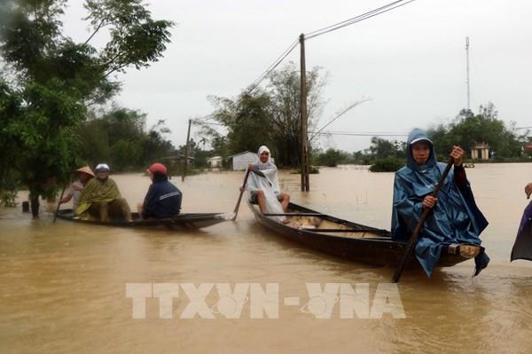 Ngân hàng hỗ trợ khắc phục hậu quả mưa lũ miền Trung và Tây Nguyên
