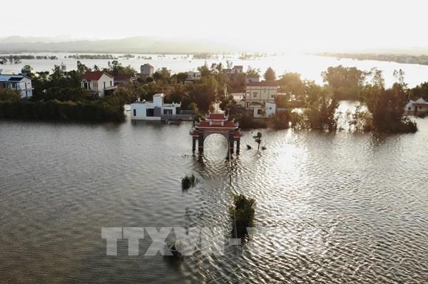 Hàn Quốc hỗ trợ 300.000 USD giúp Việt Nam khắc phục thiệt hại do mưa lũ