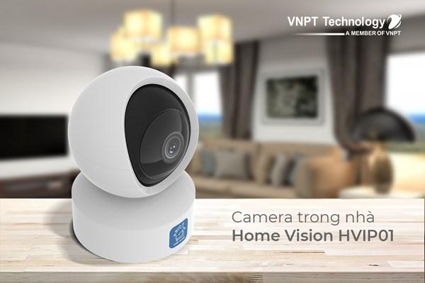 VNPT Technology ra mắt sản phẩm camera thông minh