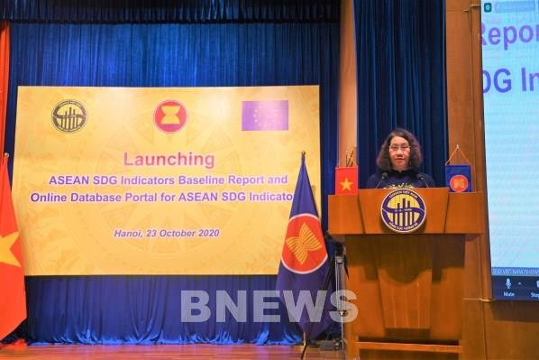 ASEAN 2020: Công bố Báo cáo đầu kỳ các chỉ tiêu phát triển bền vững của ASEAN