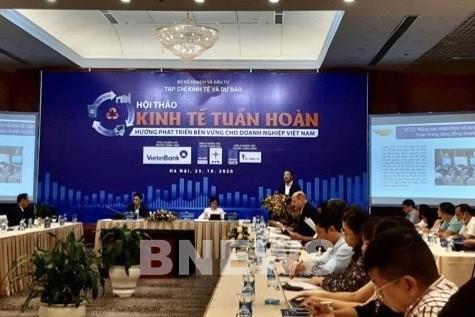 Kinh tế tuần hoàn giúp gì cho doanh nghiệp Việt Nam?
