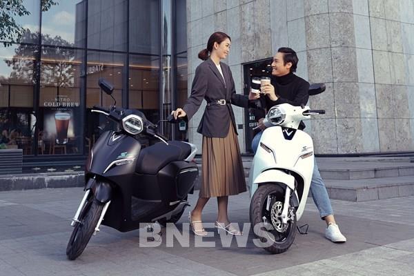 Mua xe máy điện VinFast KlaraS tiết kiệm gần 20 triệu đồng nhờ voucher Vinhomes