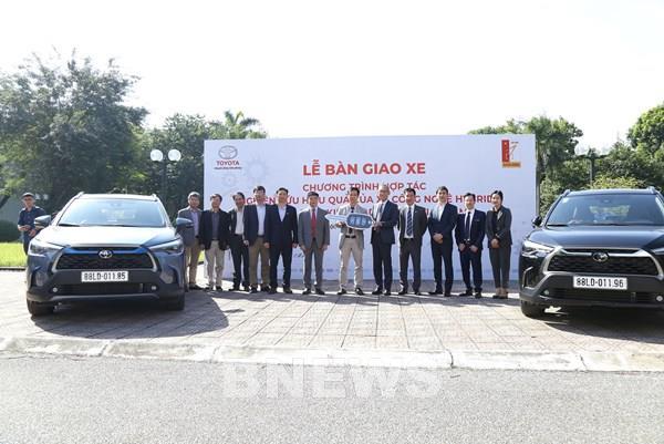 Nghiên cứu hiệu quả của xe Cross Hybrid trong điều kiện sử dụng ở Việt Nam