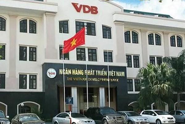 Giao kế hoạch vốn ngân sách Trung ương cho Ngân hàng Phát triển Việt Nam