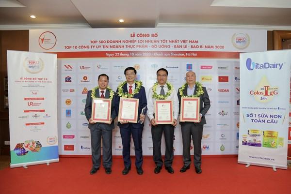 PVN duy trì vị trí dẫn đầu các doanh nghiệp lợi nhuận tốt nhất Việt Nam
